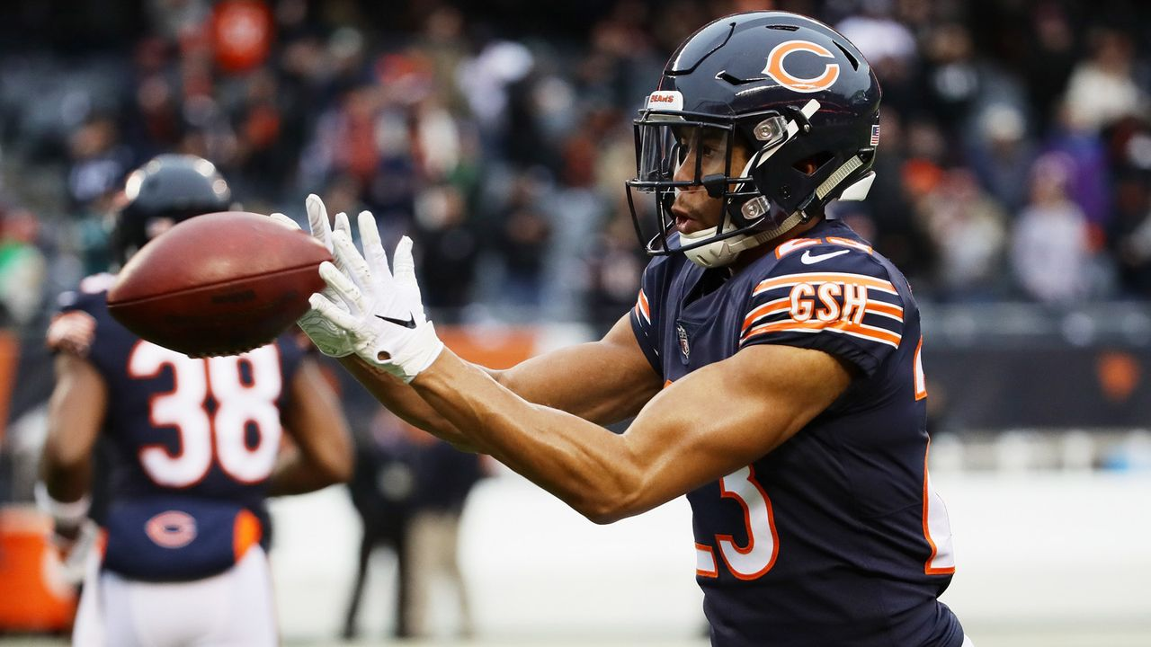 Platz 95: Kyle Fuller - Bildquelle: 2019 Getty Images