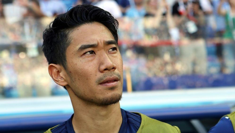 Kommt auf nur 98 Bundesligaminuten: Shinji Kagawa - Bildquelle: PIXATHLONPIXATHLONSID