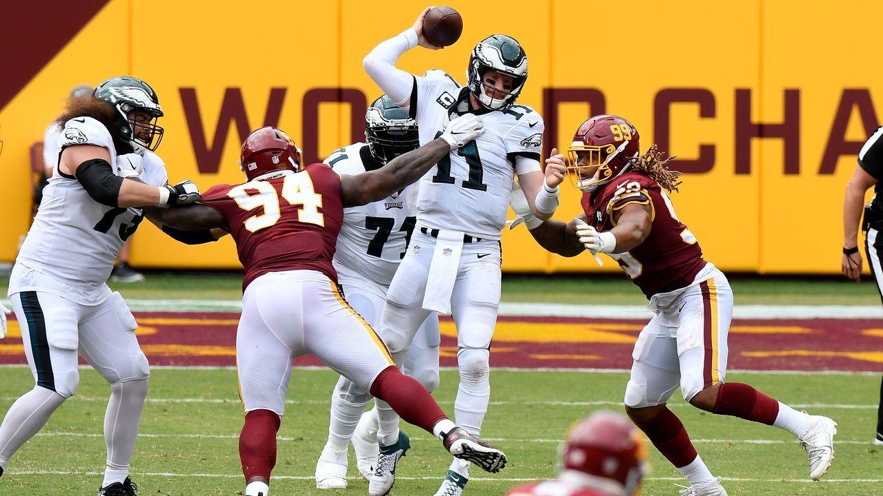 Verlierer: Philadelphia Eagles - Bildquelle: 2020 Getty Images