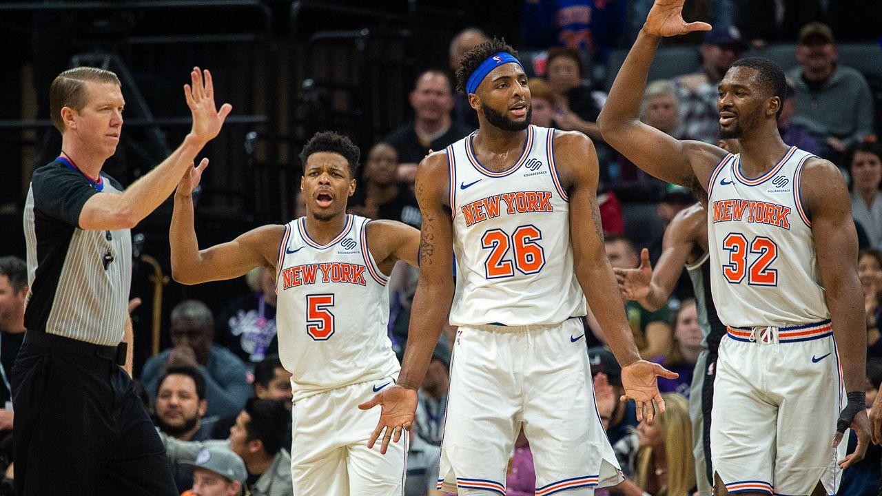 Verlierer: New York Knicks - Bildquelle: imago