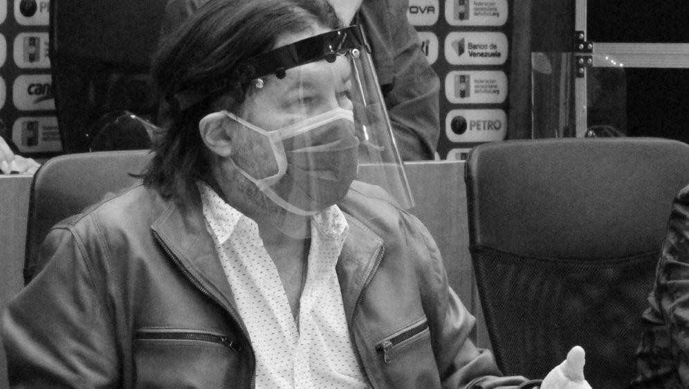 Tod nach Corona-Infektion: Jesus Berardinelli - Bildquelle: Venezuelan Football FederationVenezuelan Football FederationSID-