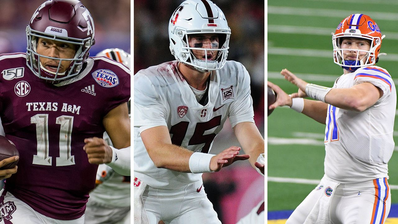Kyle Trask, Davis Mills, Kellen Mond: Die Chancen der Quarterbacks an Tag 2 - Bildquelle: imago