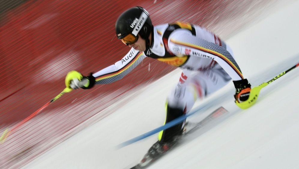 Anton Tremmel ist nach dem ersten Lauf bester Deutscher - Bildquelle: AFPSIDFABRICE COFFRINI