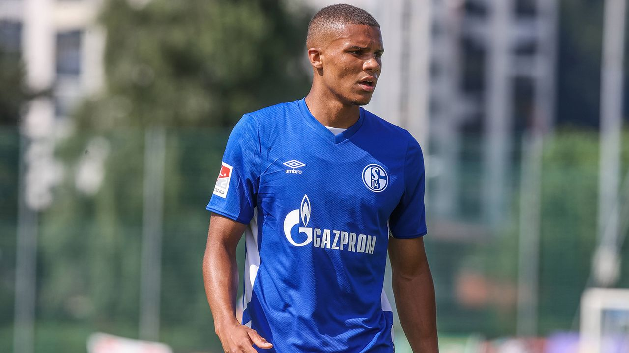 IV: Malick Thiaw (FC Schalke 04) - Bildquelle: Imago Images