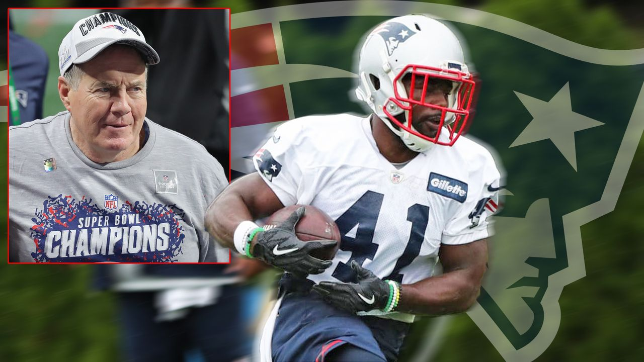 Patriots-RB Barner: Super-Bowl-Ring trotz drei Entlassungen - Bildquelle: Getty Images