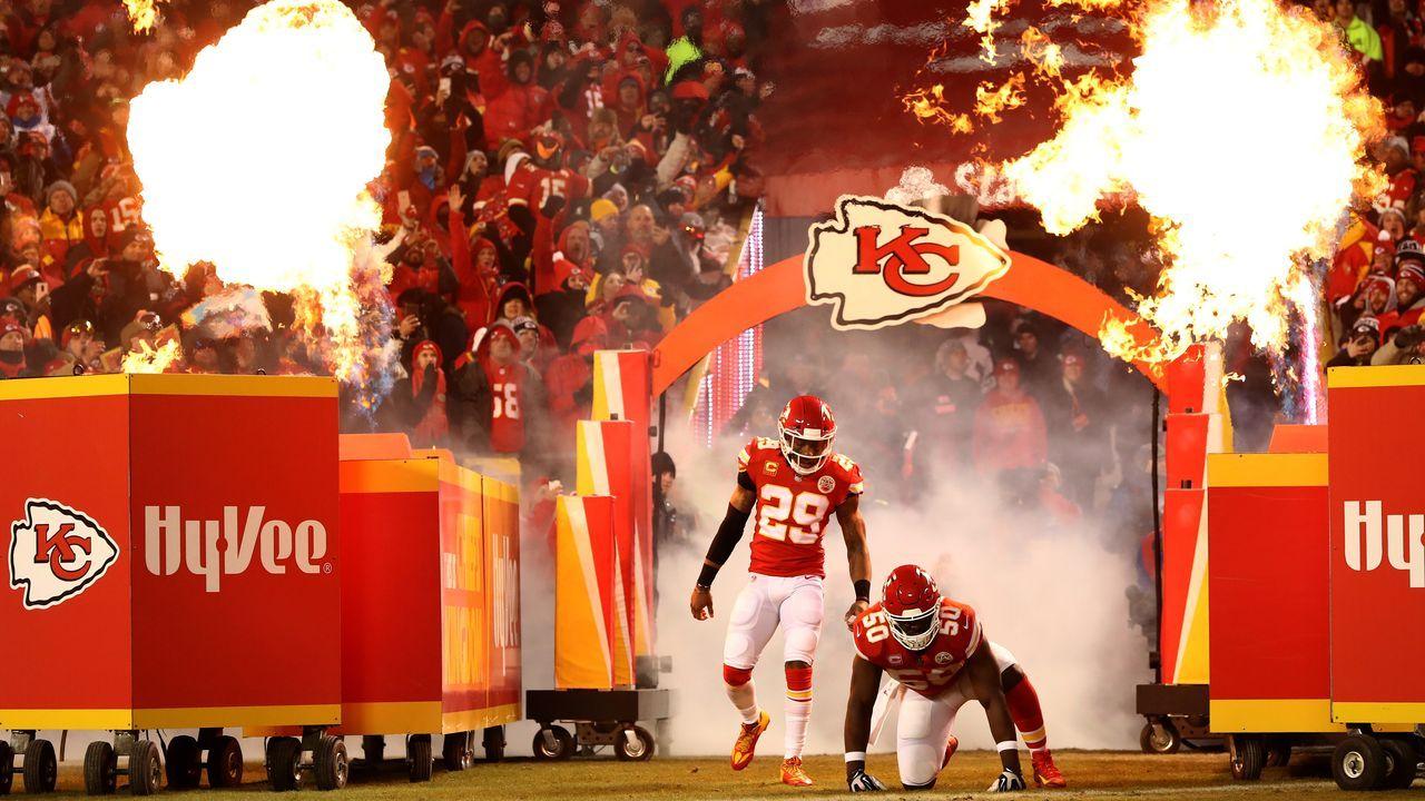 6. Kansas City Chiefs - Bildquelle: 2019 Getty Images