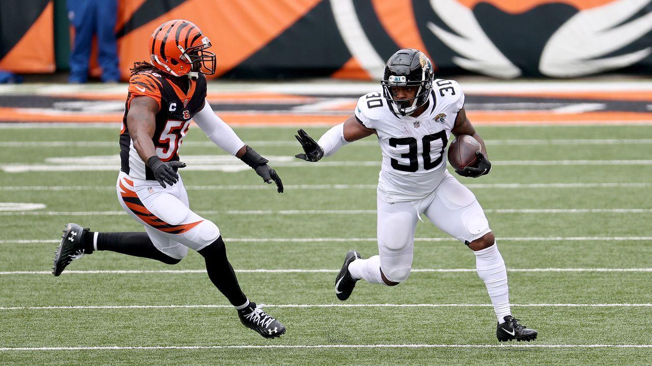 RB: James Robinson (vs. Houston Texans) - Bildquelle: 2020 Getty Images