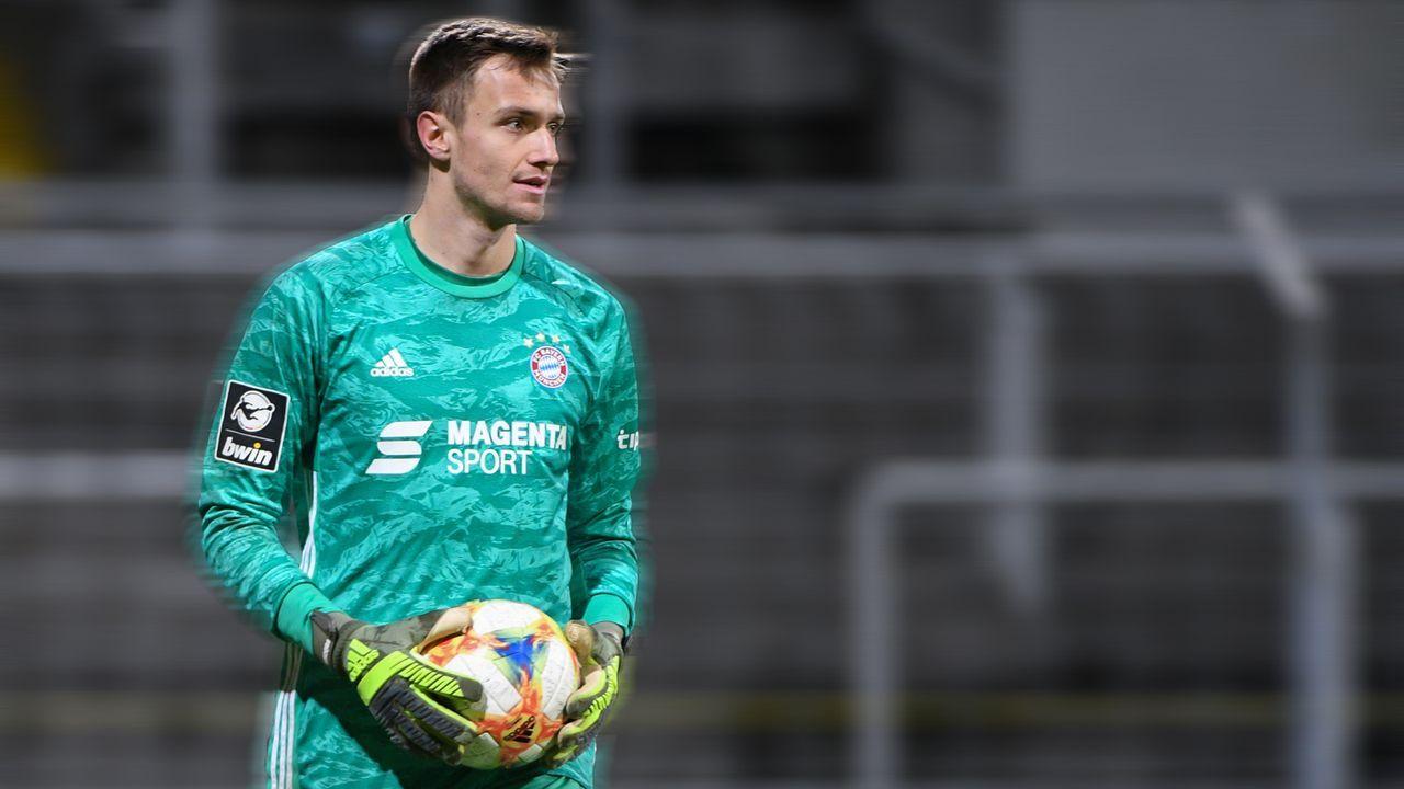 Christian Früchtl (1. FC Nürnberg) - Bildquelle: imago