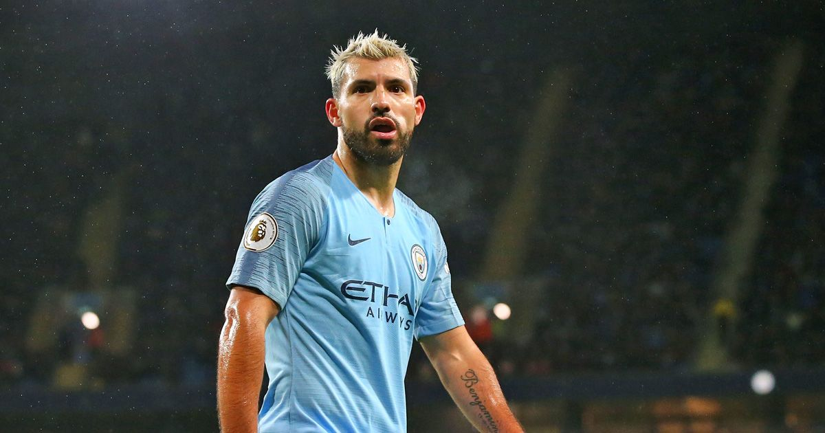 Sergio Aguero (Manchester City) - Bildquelle: 2019 Getty Images