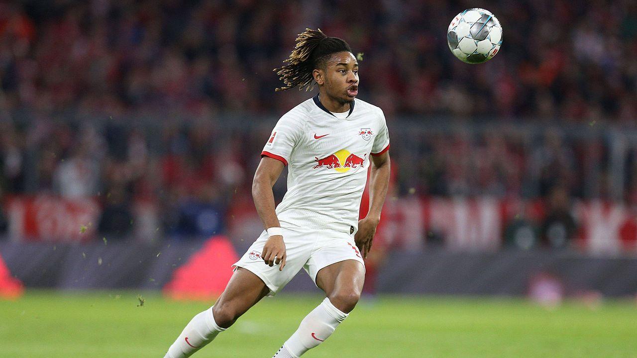 Christopher Nkunku (RB Leipzig) - Bildquelle: imago