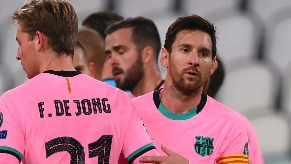 FC Barcelona: Ohne Messi und de Jong nach Kiew - Bildquelle: AFPSIDMARCO BERTORELLO