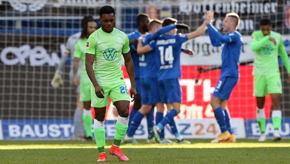 Wolfsburg erhält in Hoffenheim einen Dämpfer - Bildquelle: Imago