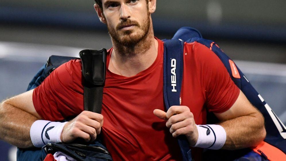 Muss sein Grand-Slam-Comeback verschieben: Andy Murray - Bildquelle: AFPSIDArchivNoel CELIS