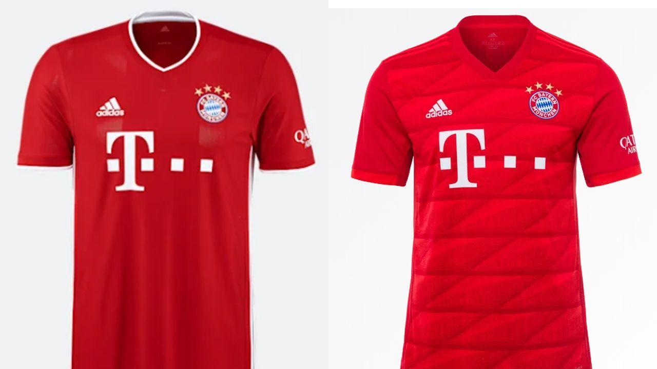 FC Bayern (Heimtrikot) - Bildquelle: FC Bayern