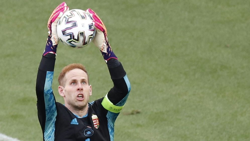 Gulacsi will sich auf Deutschland-Spiel konzentrieren - Bildquelle: AFPPOOLSIDLASZLO BALOGH