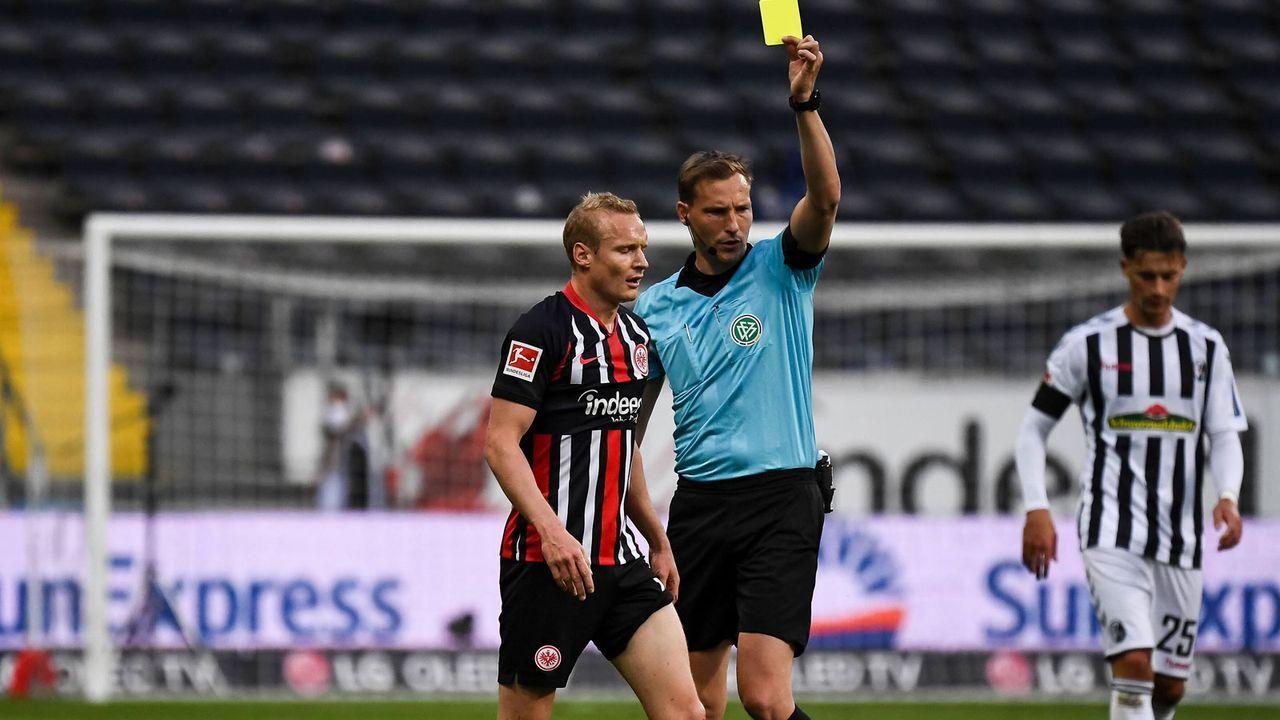 Defensives Mittelfeld: Sebastian Rode - Bildquelle: Jan Huebner/Pool