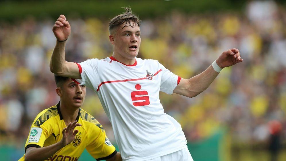 Florian Wirtz wechselte von Köln nach Leverkusen - Bildquelle: FIROFIROSID