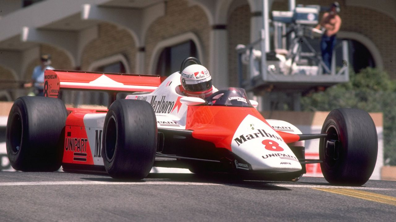McLaren Ford (1982)  - Bildquelle: Getty
