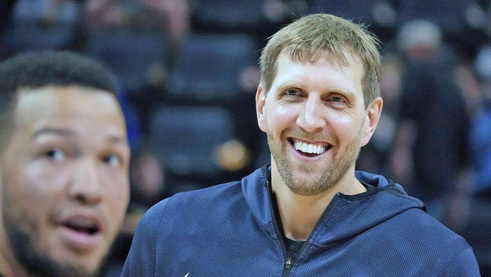 Dirk Nowitzki spielte 21 Jahre für die Dallas Mavericks. - Bildquelle: imago