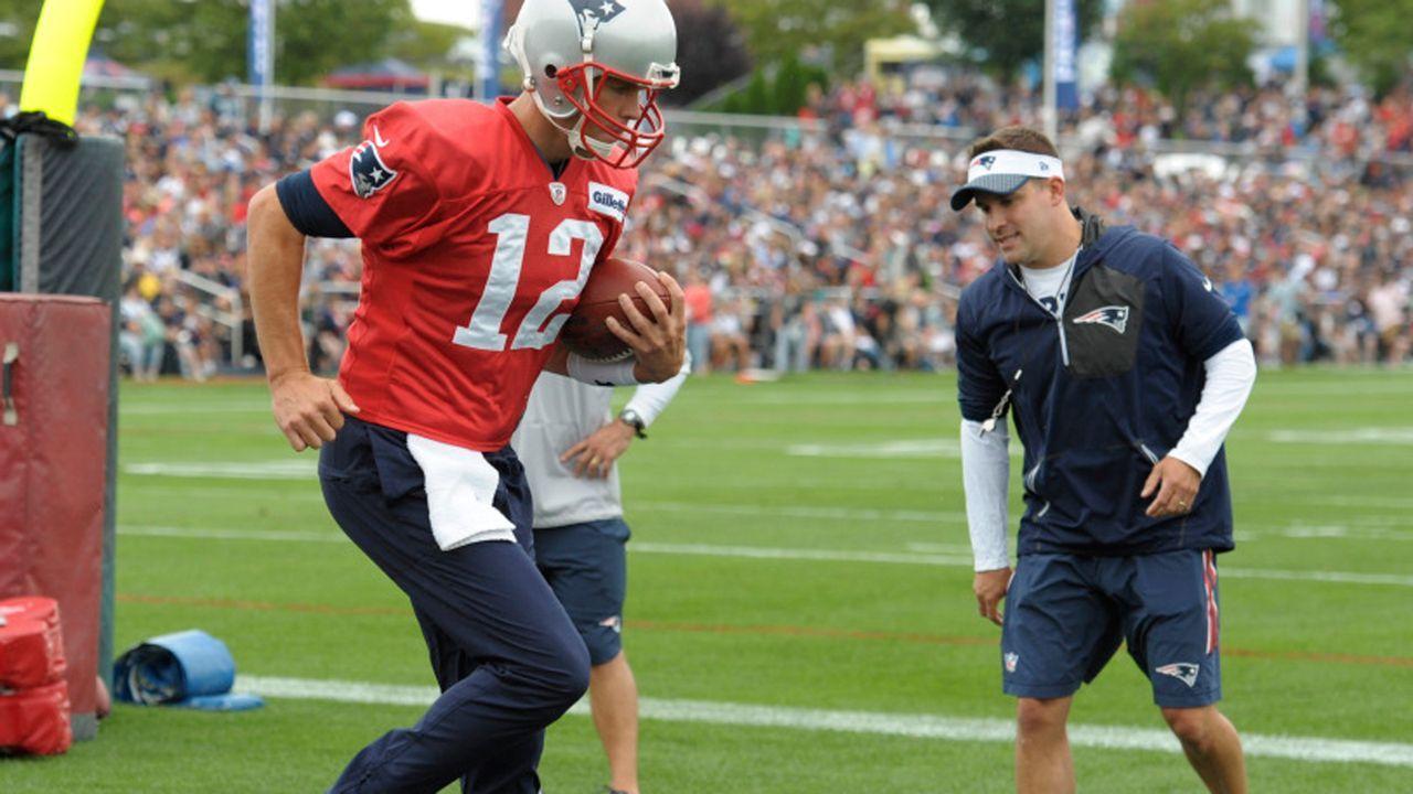 Joint Practices der NFL-Teams - Bildquelle: imago