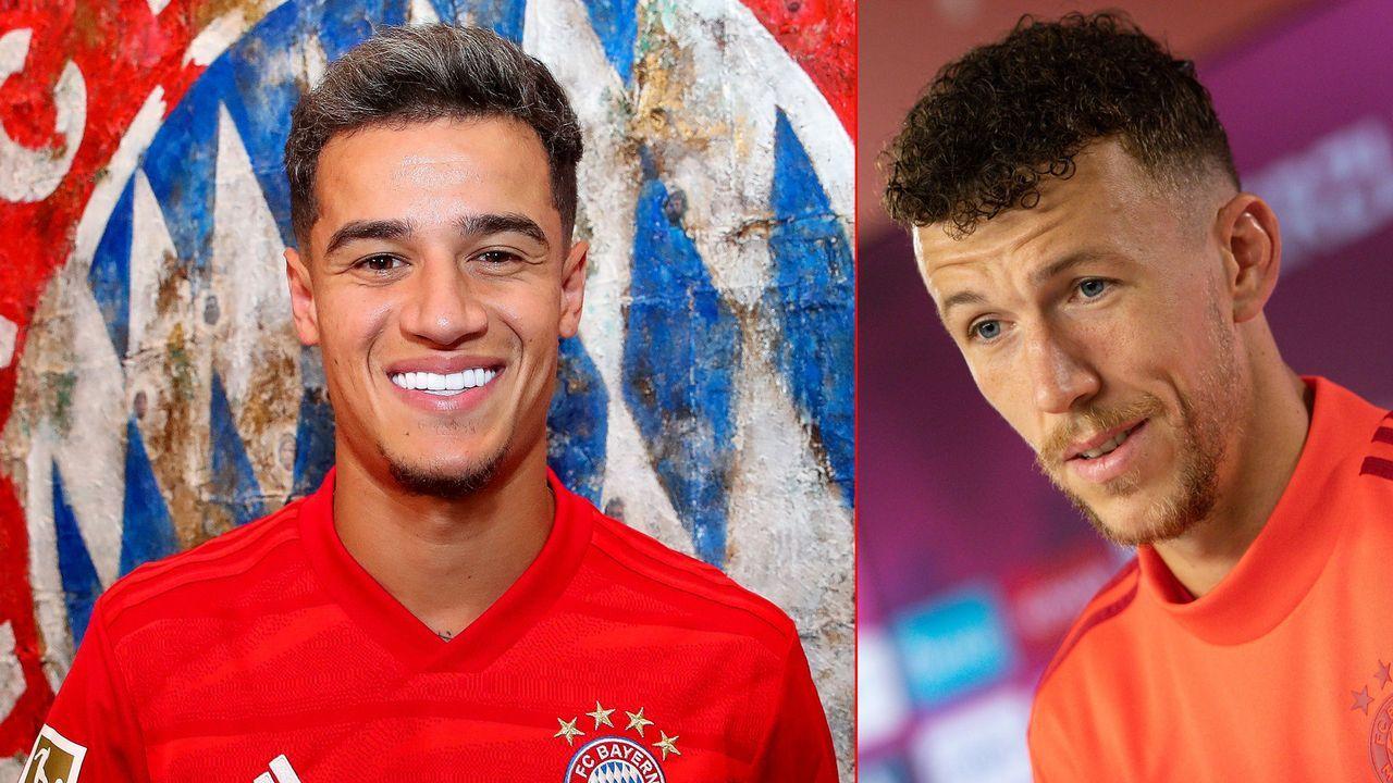 Flügel: Wohin mit Coutinho und Perisic? - Bildquelle: 2019 Getty Images