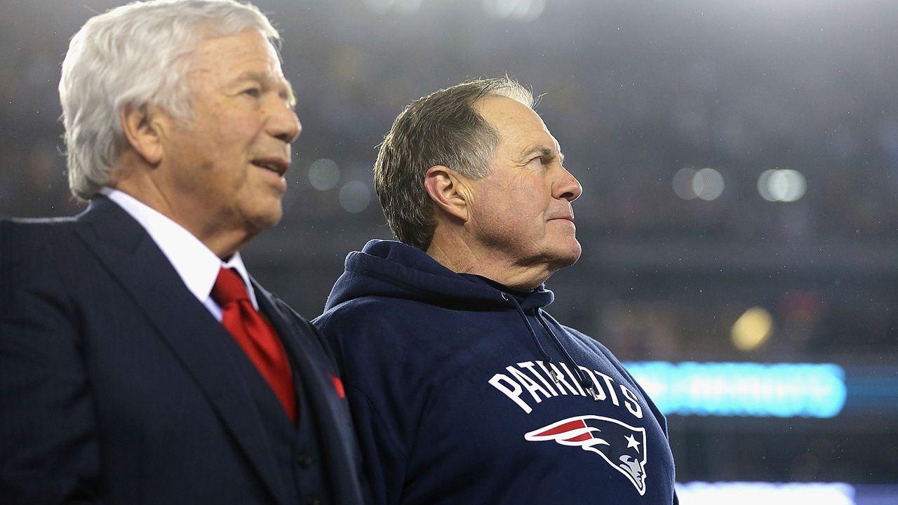 Die Skandale der New England Patriots: Spygate, Deflategate und Co. - Bildquelle: 2017 Getty Images