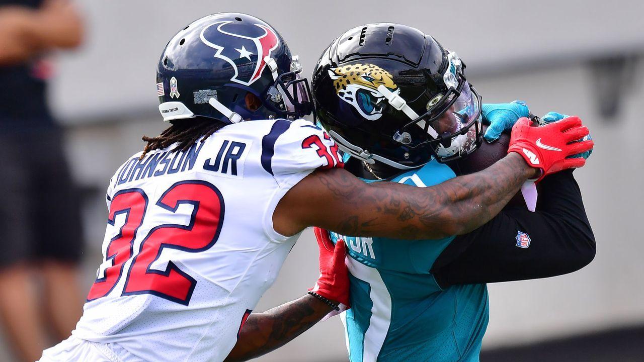 Jacksonville Jaguars at Houston Texans - Bildquelle: Getty Images