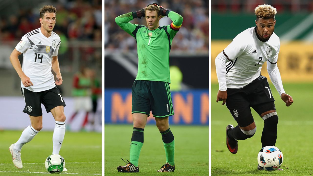 Bayern München - 10 Spieler