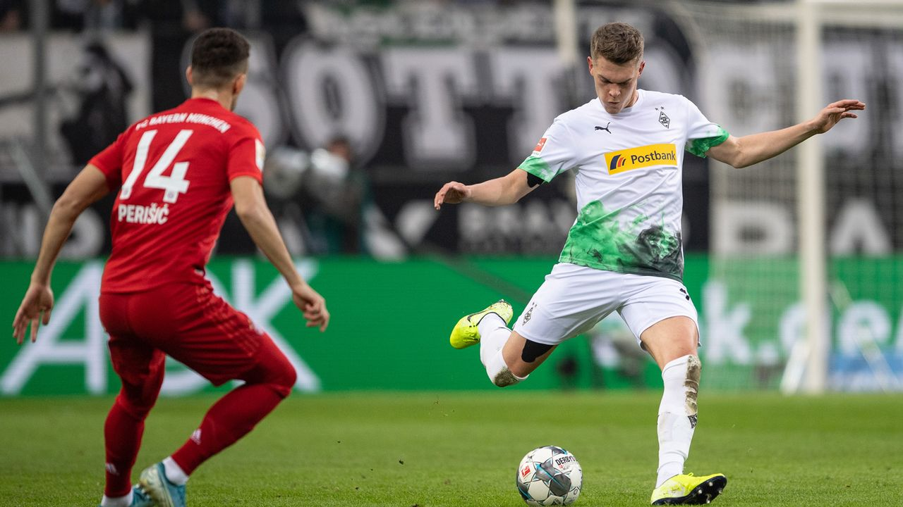 Matthias Ginter (Borussia Mönchengladbach) - Bildquelle: Getty Images