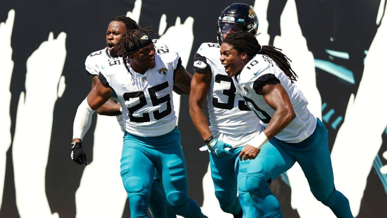 3. Spieltag - Jamal Agnew (Jacksonville Jaguars) - Bildquelle: 2021 Getty Images
