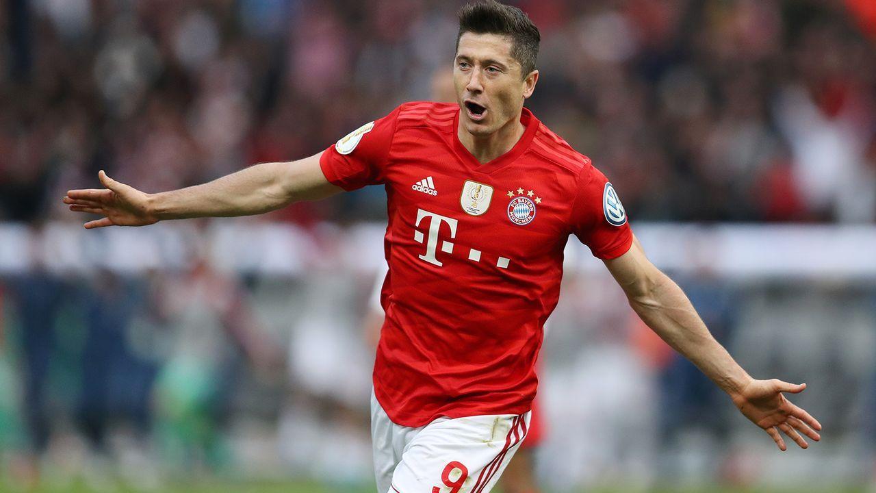 Robert Lewandowski (FC Bayern München) - Bildquelle: Getty