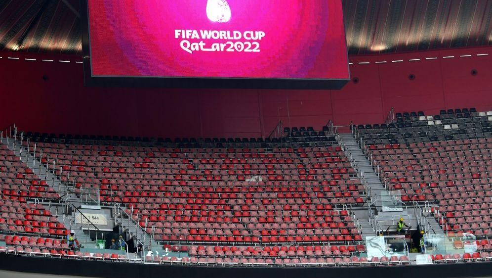 Die WM-Organisatoren werden Mitarbeiter entlassen - Bildquelle: AFPSIDGIUSEPPE CACACE