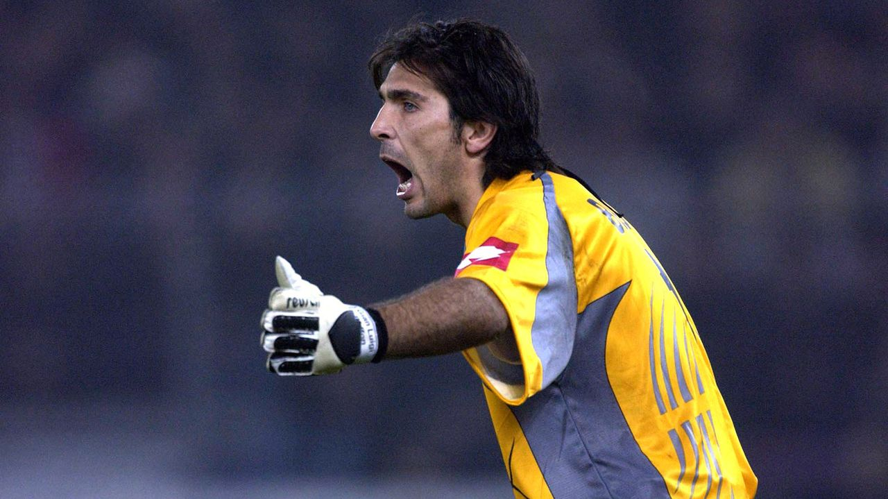 10. Platz: Juventus Turin 2001/02 - Bildquelle: Getty Images