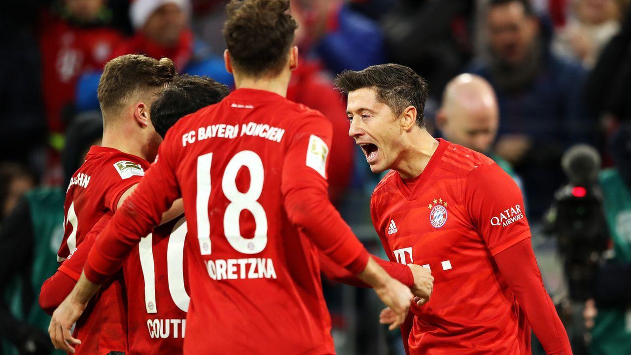 Einzelkritik: Die Noten der Bayern-Stars gegen Werder Bremen - Bildquelle: Getty Images