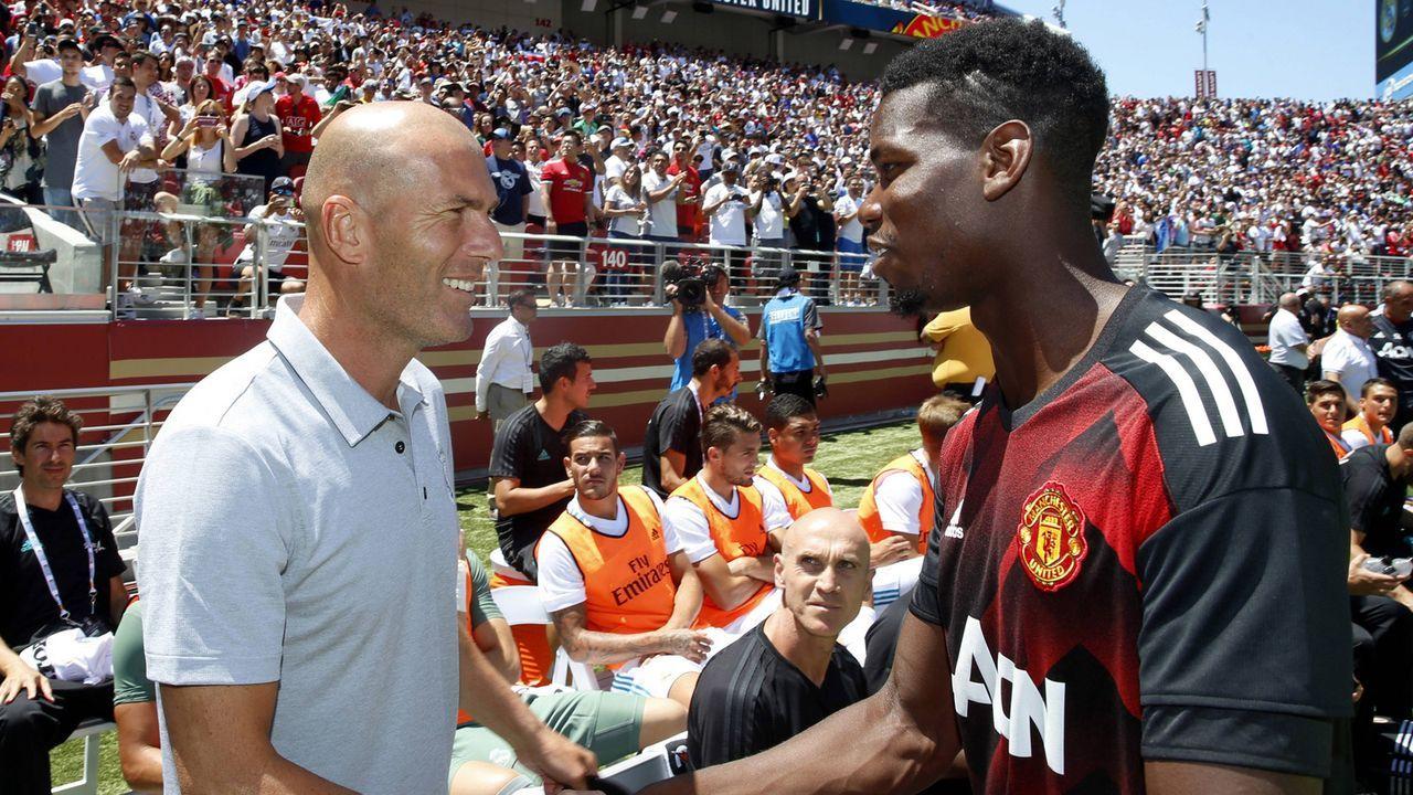 Paul Pogba (Manchester United)  - Bildquelle: imago/Marca
