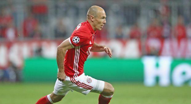 Arjen Robben - Bildquelle: 2017 Getty Images