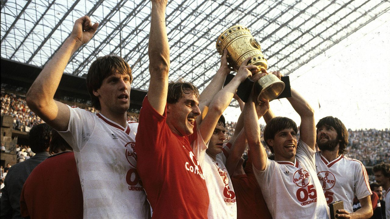 Fünf Triumphe im DFB-Pokal - Bildquelle: imago/Horstmüller