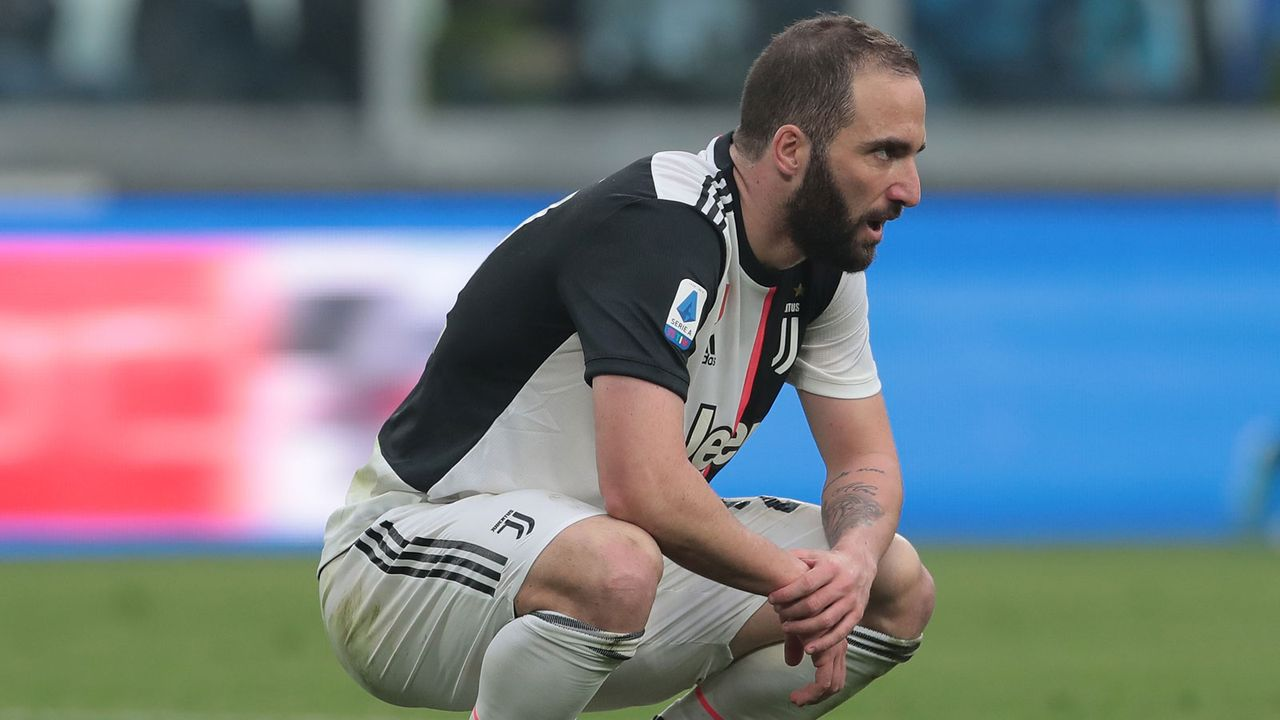 Gonzalo Higuain - Bildquelle: 2020 Getty Images