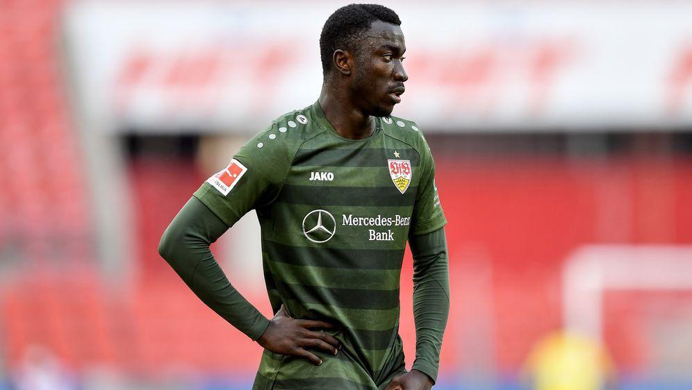 Silas Katompa Mvumpa spielte bislang unter falschem Namen und falscher Alter... - Bildquelle: 2021 Getty Images