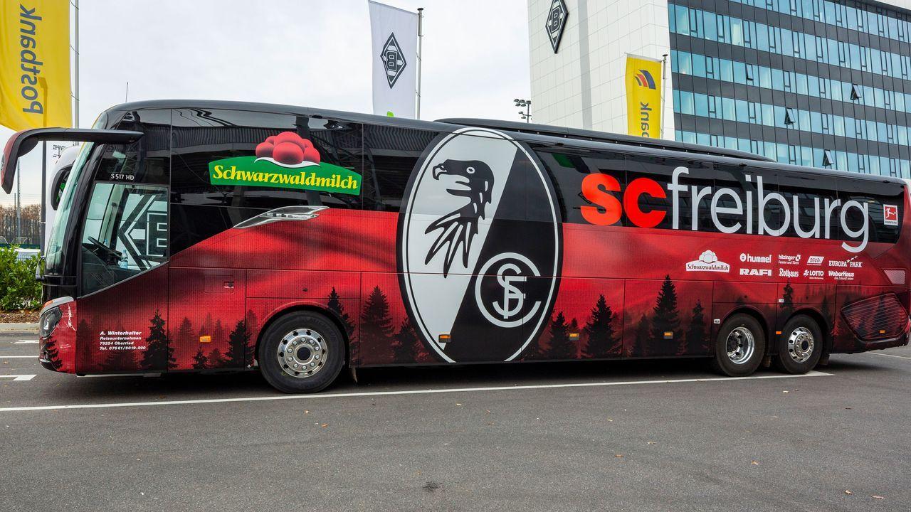 Platz 14: SC Freiburg - Bildquelle: imago images/Werner Otto