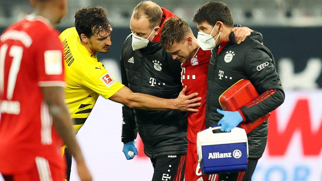 So kann der FC Bayern Kimmich ersetzen - Bildquelle: imago images / Poolfoto