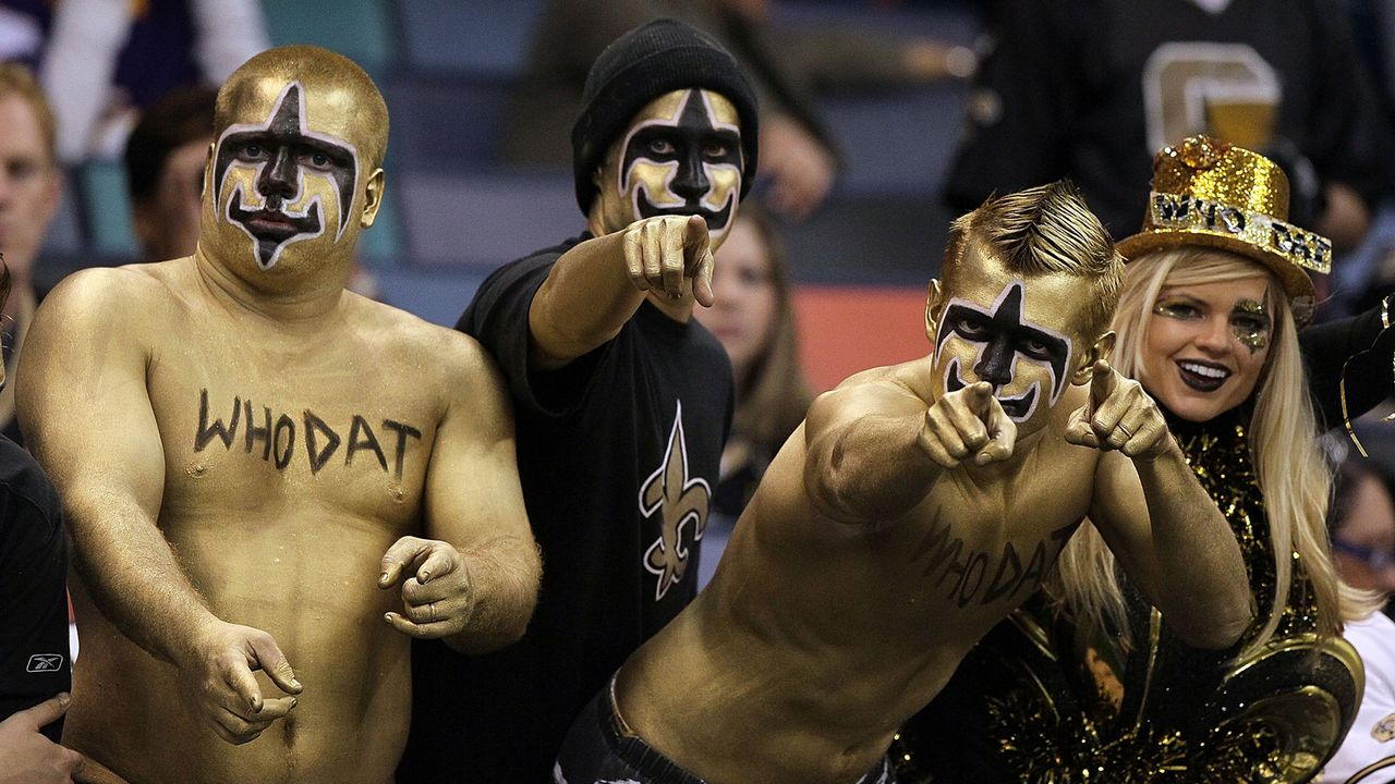 New Orleans Saints  - Bildquelle: 2010 Getty Images