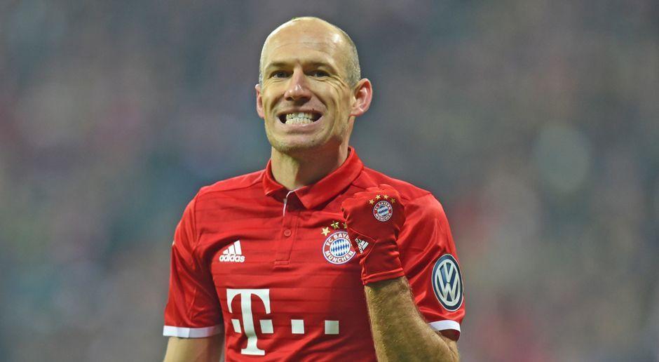 Rechtsaußen: Arjen Robben - Bildquelle: Getty Images
