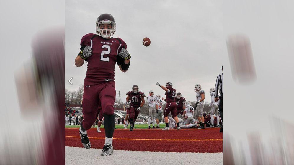Tyler Kavan mit verrücktem Touchdown im College Football