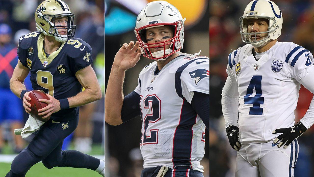NFL: Diese Rekorde können 2019 gebrochen werden - Bildquelle: Imago