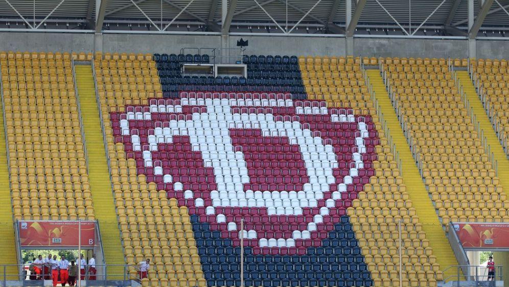 Dynamo Dresden muss Mitgliederversammlung abbrechen - Bildquelle: FIROFIROSID