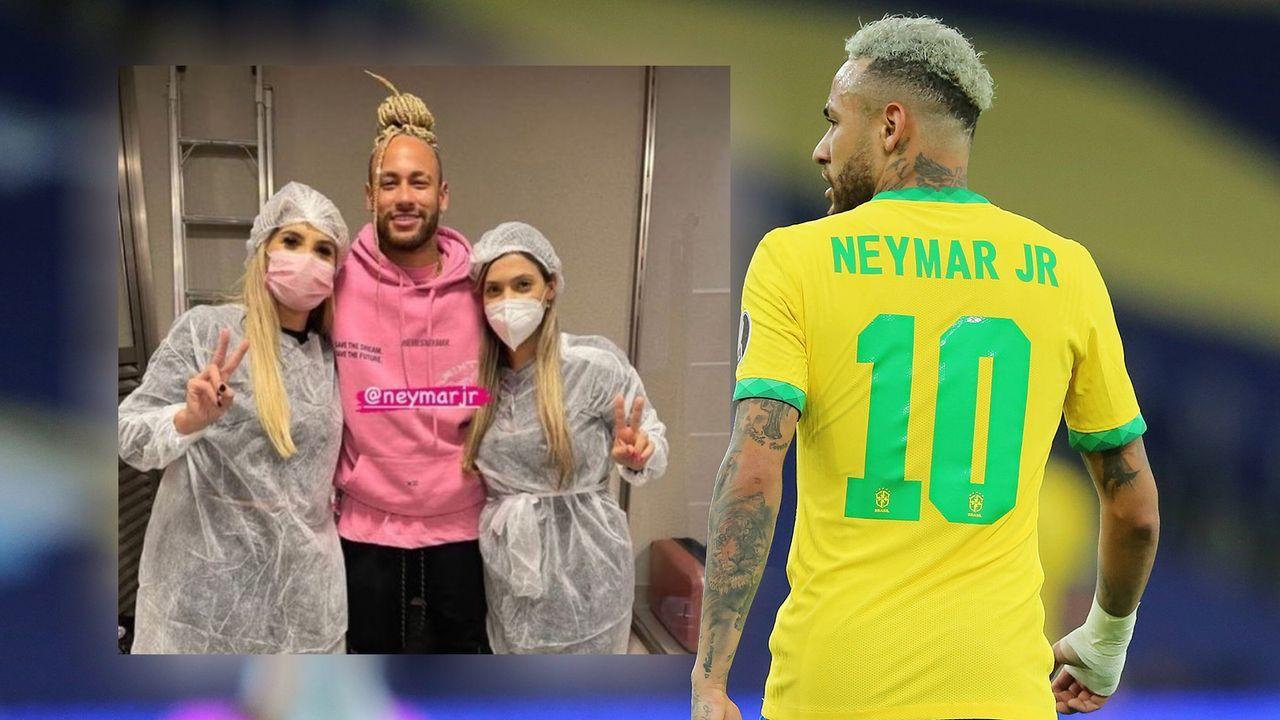 Neymar - Bildquelle: Imago Images/ESPN