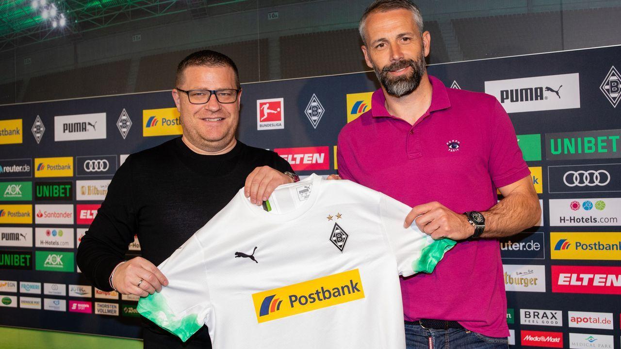 Tabellenführer Gladbach: Das sind die Goldgriffe von Borussia-Manager Max Eberl - Bildquelle: 2019 Getty Images