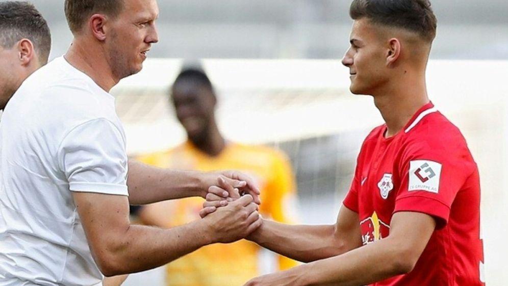 Tom Krauß (r.) trägt bald das Trikot des 1. FC Nürnberg - Bildquelle: FIROFIROSID