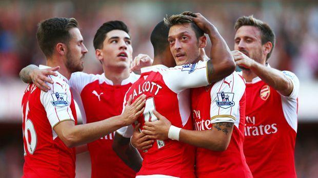 FC Arsenal - Bildquelle: 2015 Getty Images